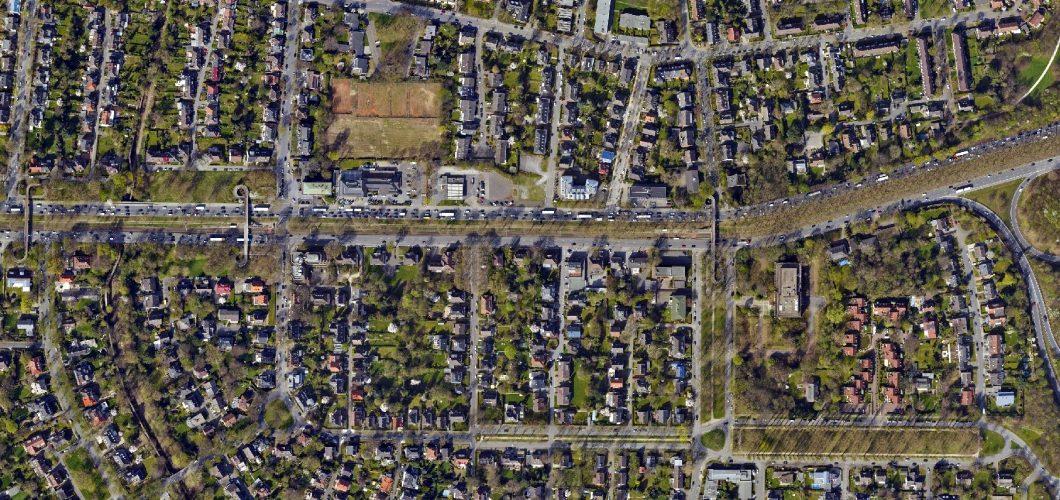 B1-Achse - nicht nur Straße, sondern Stadtraum